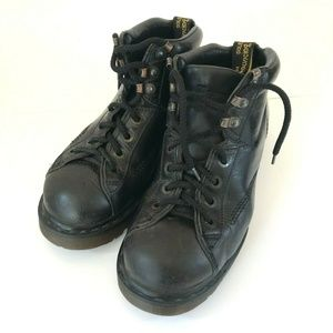 Men's Dr. Martens Boots Cap Toe Chunky Boots Size